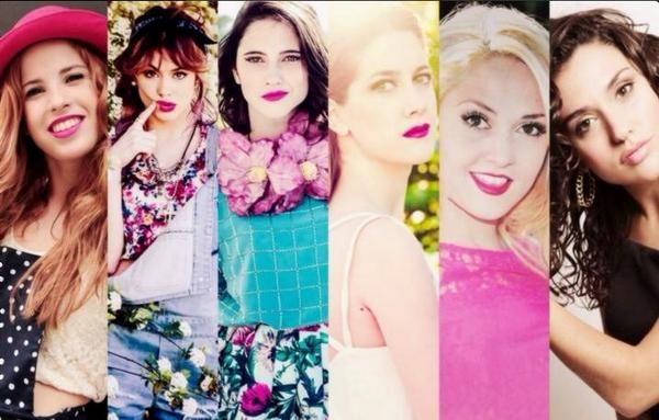 #Violetta girls