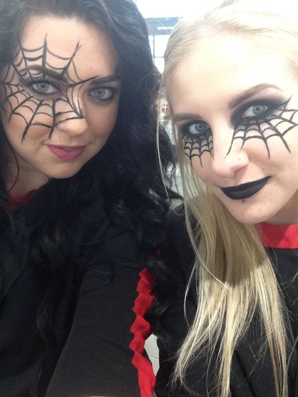 Halloween makeup INSECT INSPIRED DAY by WaldenGall Tag your pics