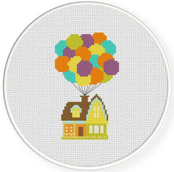 Balloon-House-Cross-Stitch-Illustration.jpg 570×561 piksel