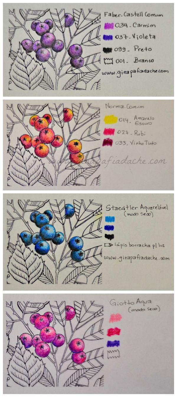Vandaag Even Een Korte Blog Vaak Zit Ik Op Pinterest Om Inspiratie Op Te Doen Enkele Mensen Plaatsen Stap Kleurpotloodtechnieken Kleur Kunst Kleurpotloden