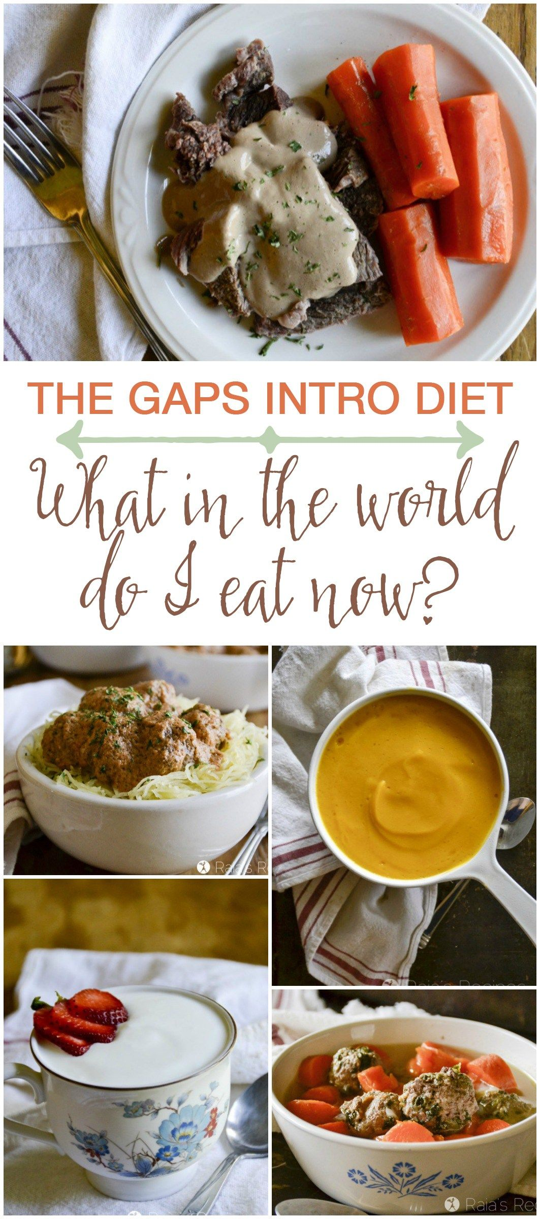 The GAPS Intro Diet - What In the World Do I Eat? images