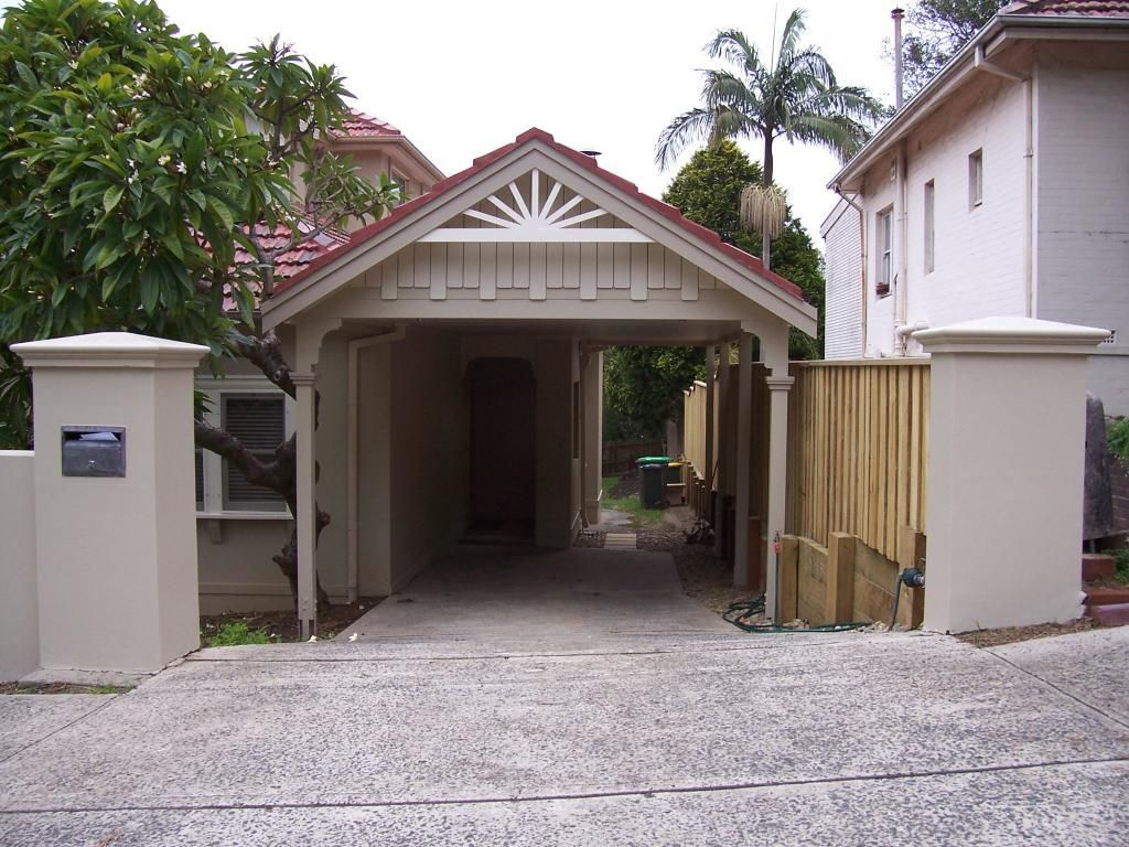 Carport Ideas for Single Car Home Decorating Tips