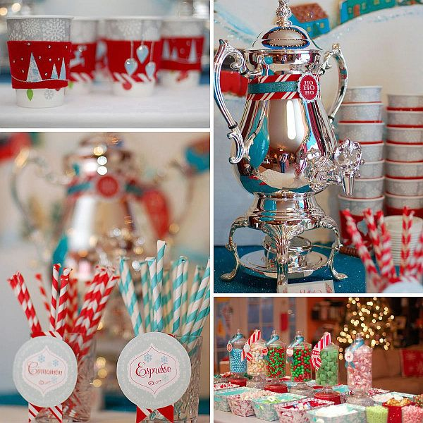 Candy Cane Party Decorations Christmas Party Ideas  Room Amazing Diy Party Decorations