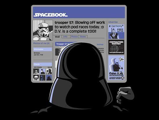 Spacebook...
