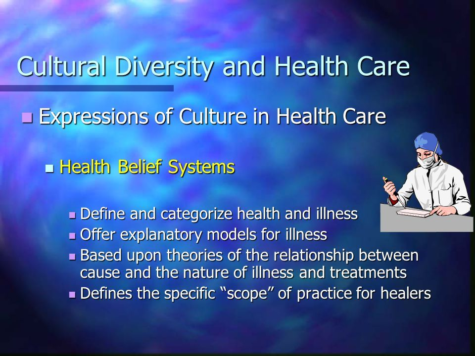 cultural diversity and health care ppt Black curly hair