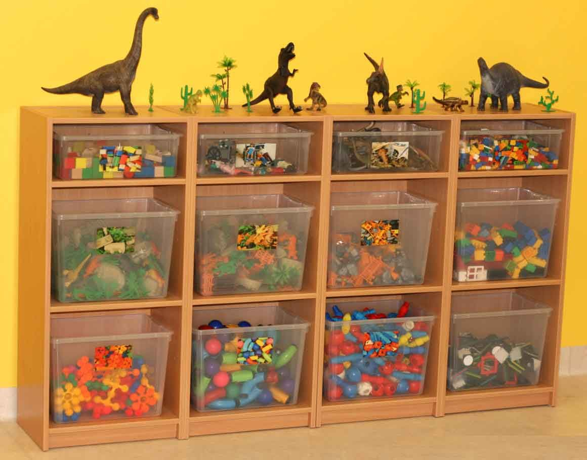 Kid Toy Furniture Kids Being Active Through Their Toys Storage Tranparance Toys Storage Com Imagens Quarto De Crianca Quarto Montessori Criancas