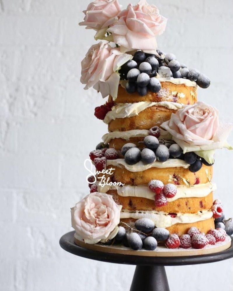 Wedding Cake Inspiration – One More Slice Cake Design