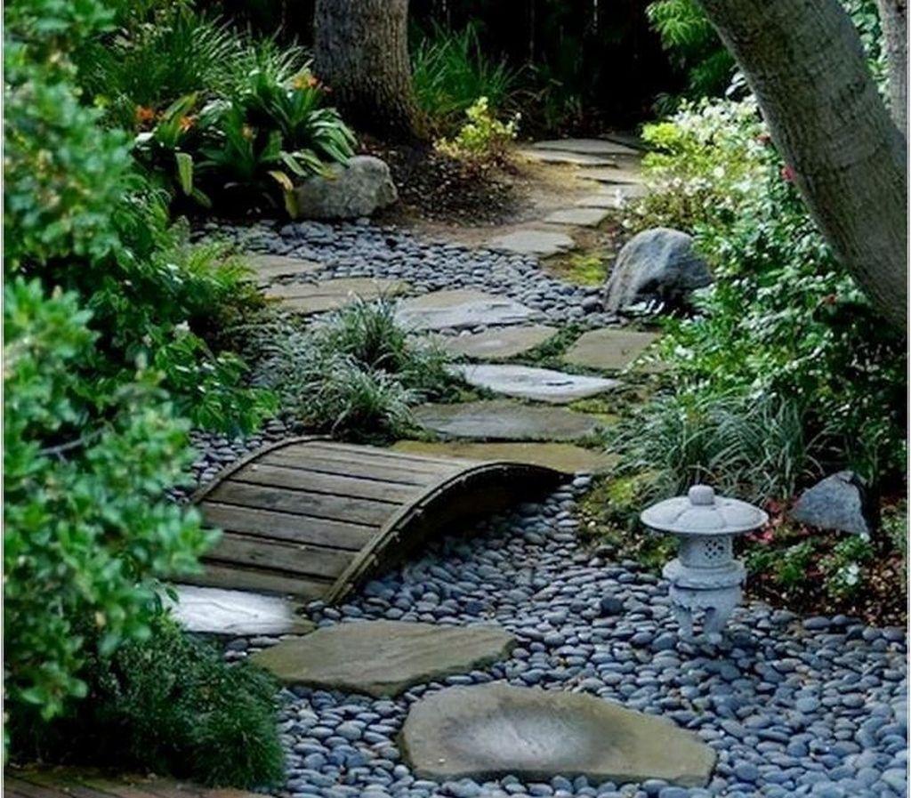 Photo of Brilliant Small Rock Gardens Ideas 06