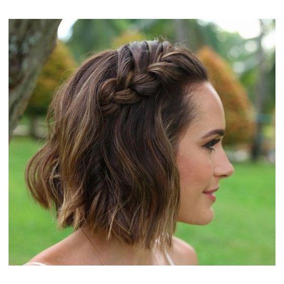 Peinados De Playa Peinados Para La Playa Cabello Corto Peinados