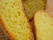 ψωμι, σπιτικο, καλαμποκαλευρο, φτιαξετε