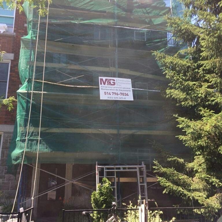 Filet De Protection Protection Net Construction