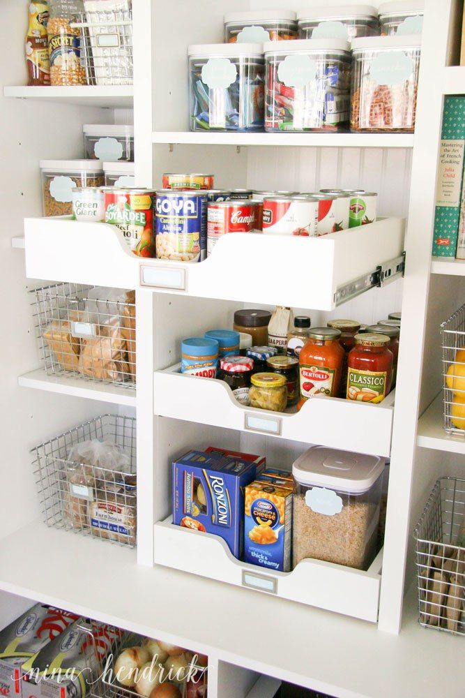 10 Pantry Organization Ideas Dream House Pantry