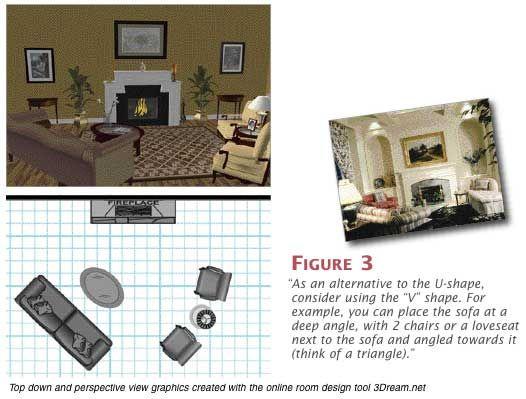 Decorating School Crash Course Part 5 Furniture Placement Furniture World Mag Furniture Placement Furniture Placement Living Room Master Bedroom Furniture