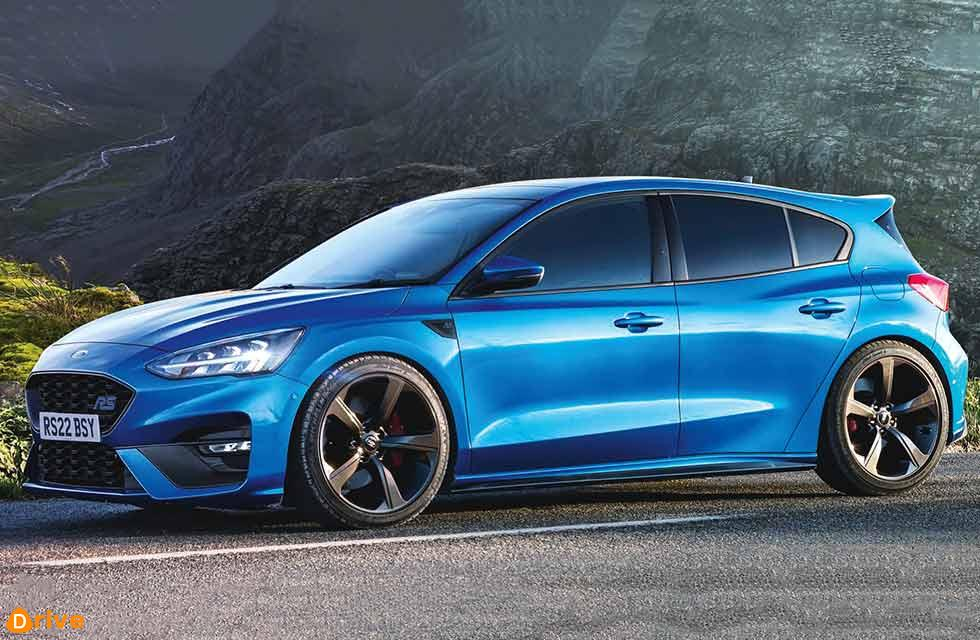 2021 Ford Focus Rs 400bhp Hybrid Configuration For The Next Fast