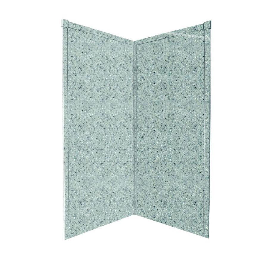 Shop Transolid Decor Matrix Dusk/Stone Fiberglass/Plastic Composite ...