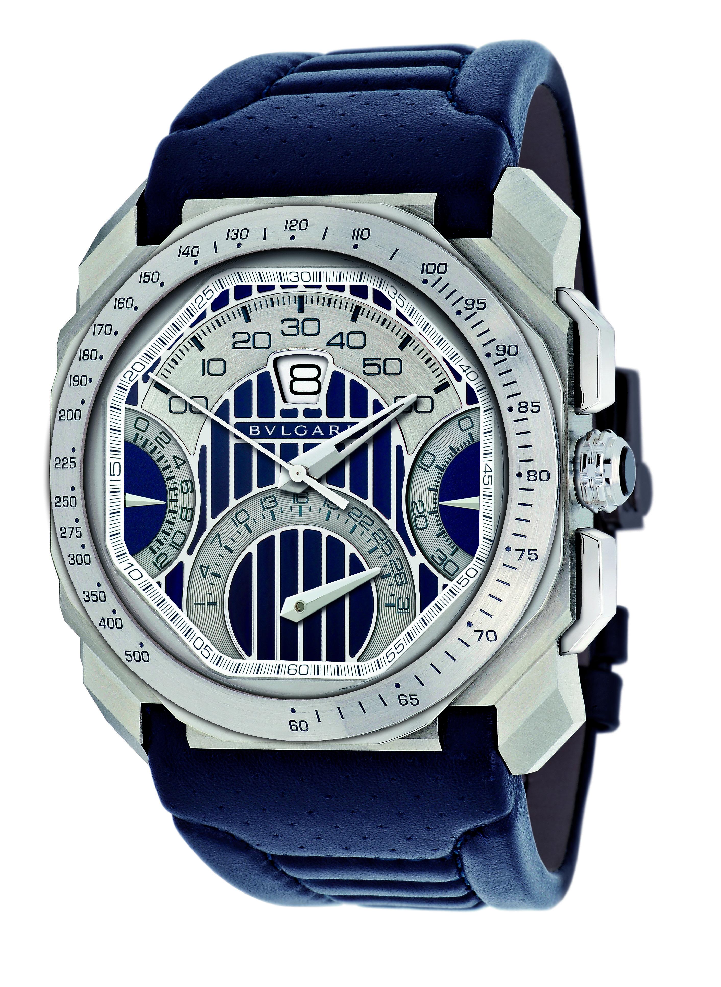 Bulgari Octo Maserati Special Edition | Watches | Pinterest ...