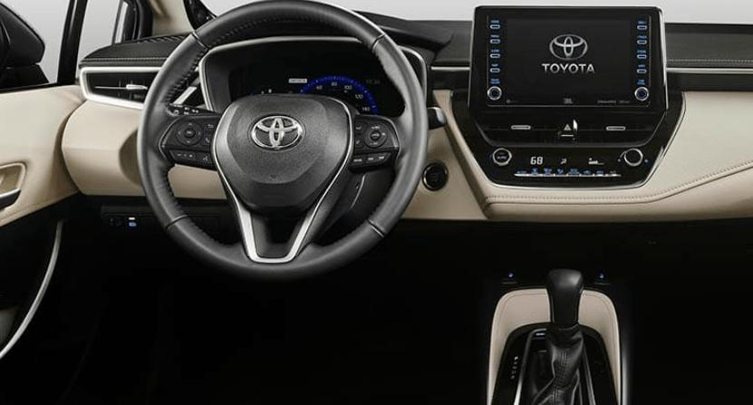 2020 Toyota Corolla Interior Toyota Hybrid Toyota Corolla Toyota