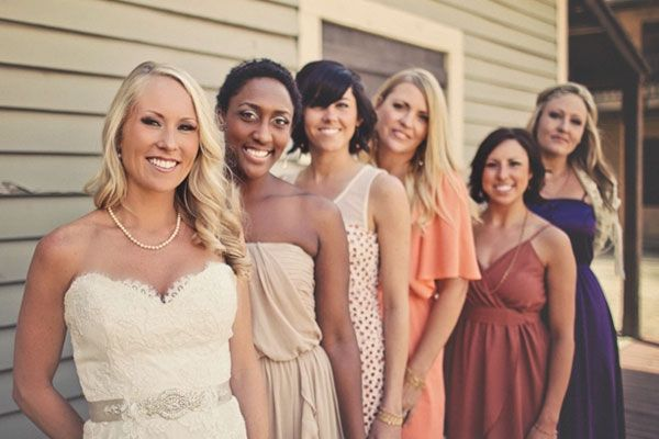 How to Include Loved Ones (Who Aren't in the Bridal Party) -   16 wedding Party roles ideas