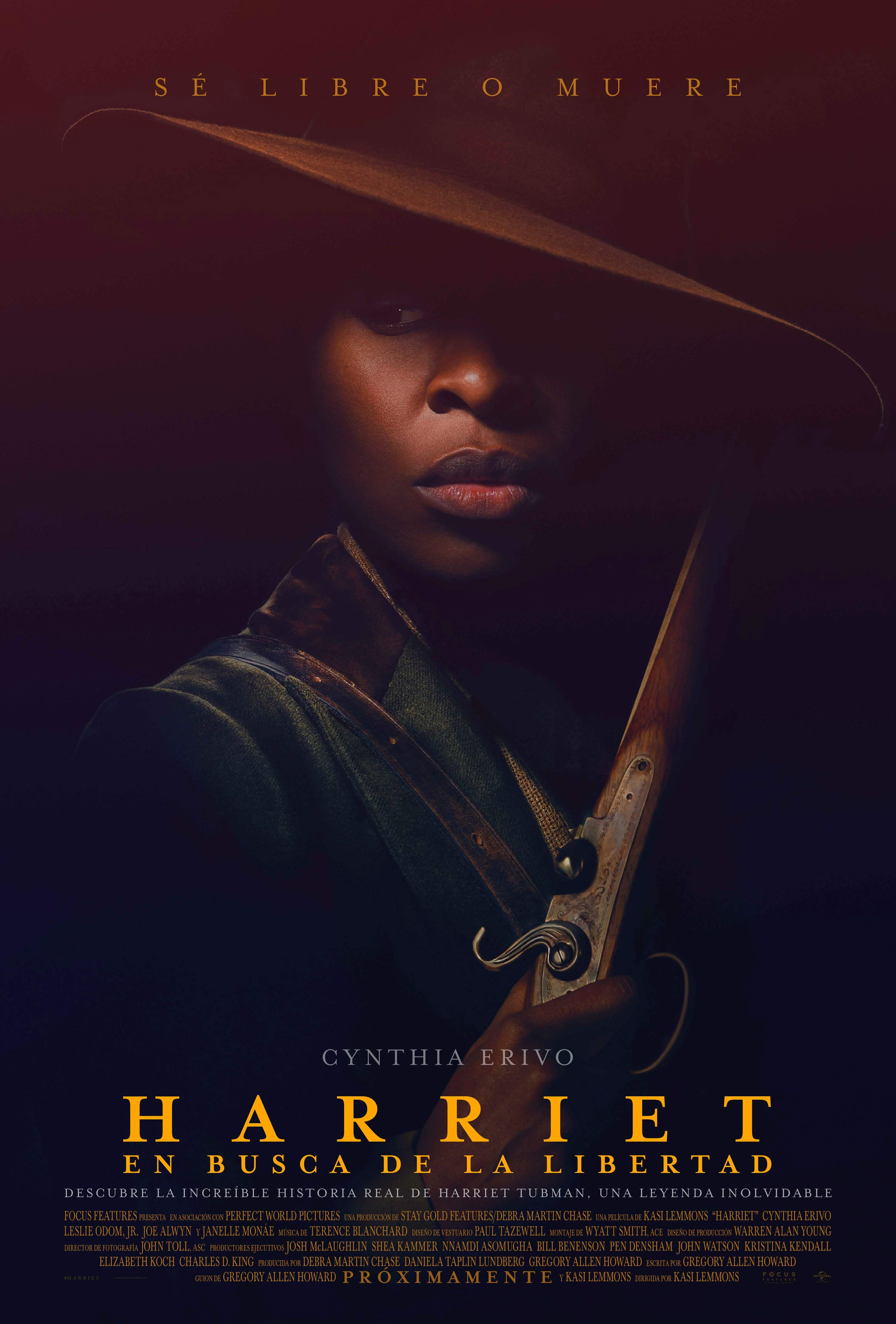 Harriet, en busca de la libertad Películas completas