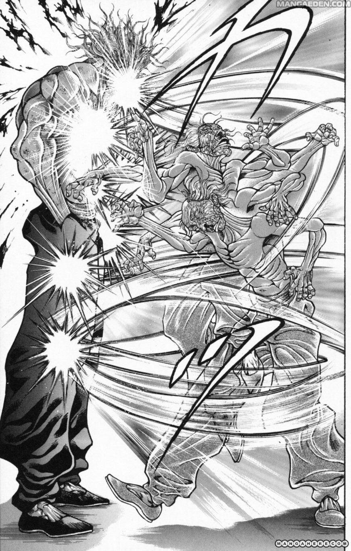 Baki New grappler mangá Yujiro Hanma