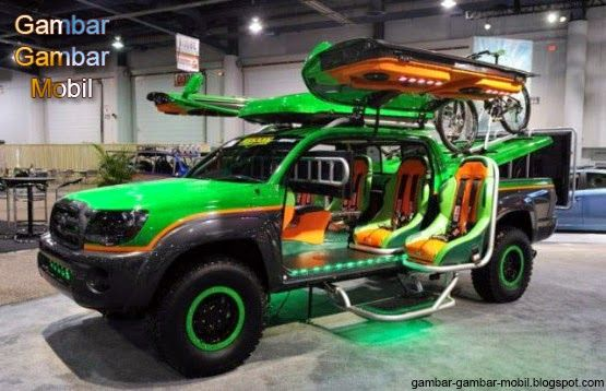 Foto Modifikasi Mobil Off Road Monster Trucks Offroad Trucks