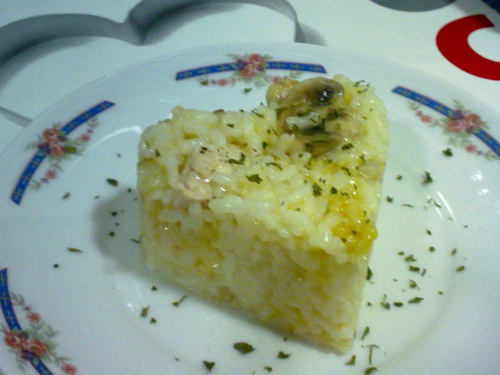 Blog De Recetas De Cocina Caseras Y De Familia Arroz Con Pollo Recetas De Cocina Casera Pollo Con Champiñones