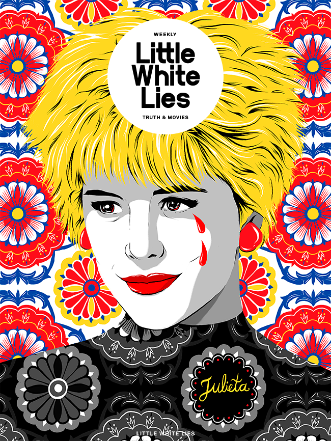 Cover Illustrations for Little White Lies weekly, 2016.