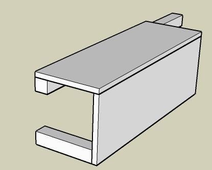 coffrage tuyaux et c bles forum bois deco pinterest coffrage tuyau et bois. Black Bedroom Furniture Sets. Home Design Ideas