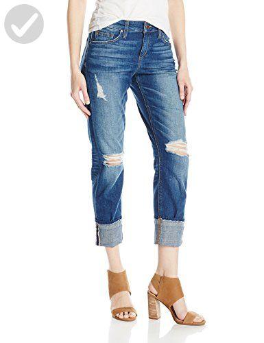 Joes Jeans Womens Ex-Lover Boyfriend Crop Jean