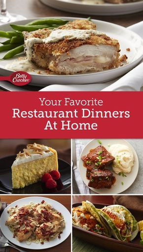 Recipes you can make better than a restaurant restaurants recipes forumfinder Gallery