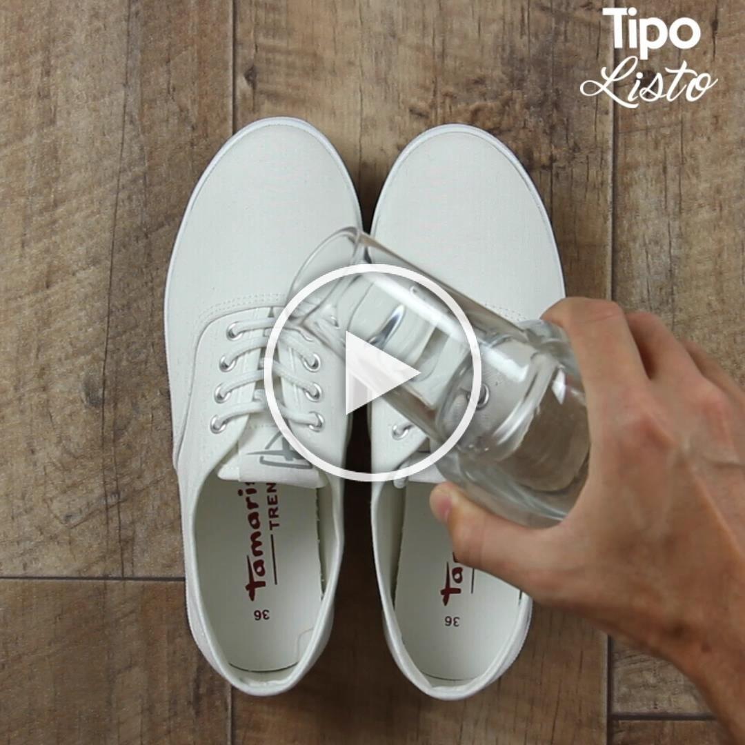 11 trucos para zapatos y pies