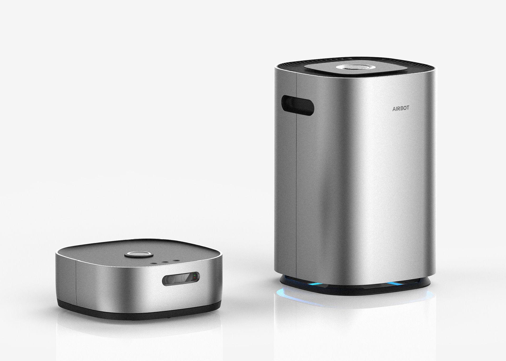 AIRBOT on Behance Air cleaner design, Smart air, Air