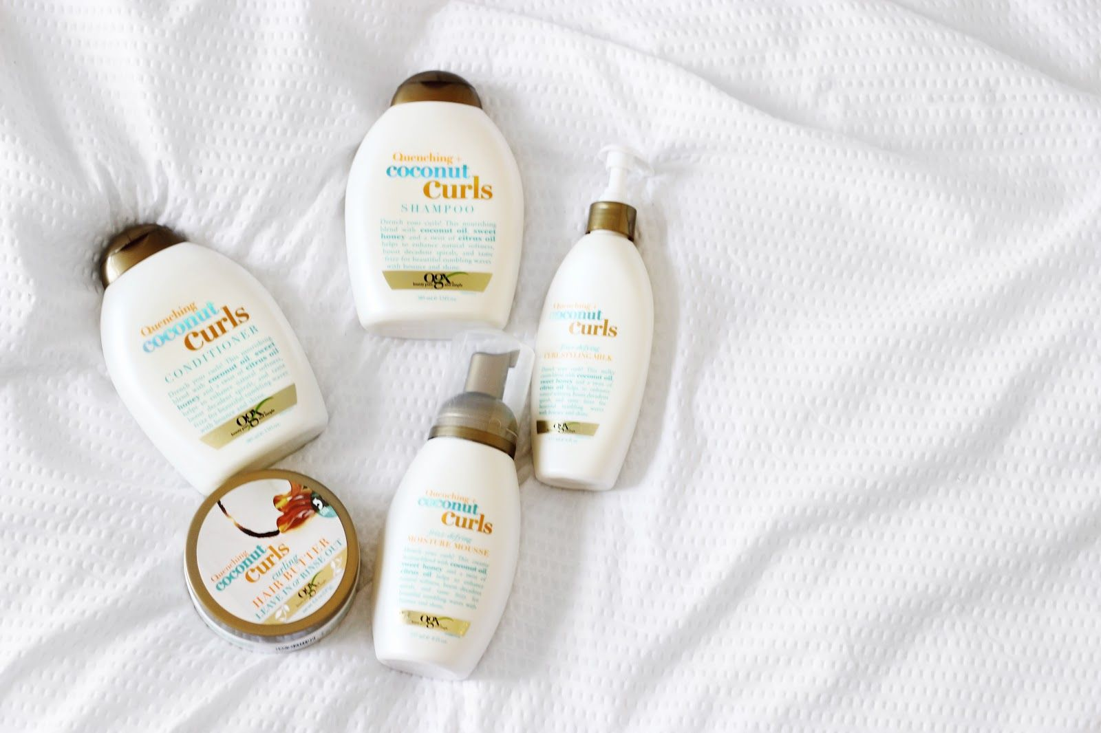 Review Ogx Hair Products Curls Ogx