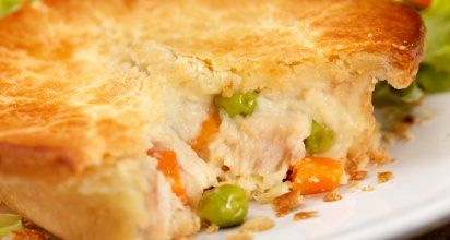 Healthy Pot pie THIS IS THE ONE YVONNE