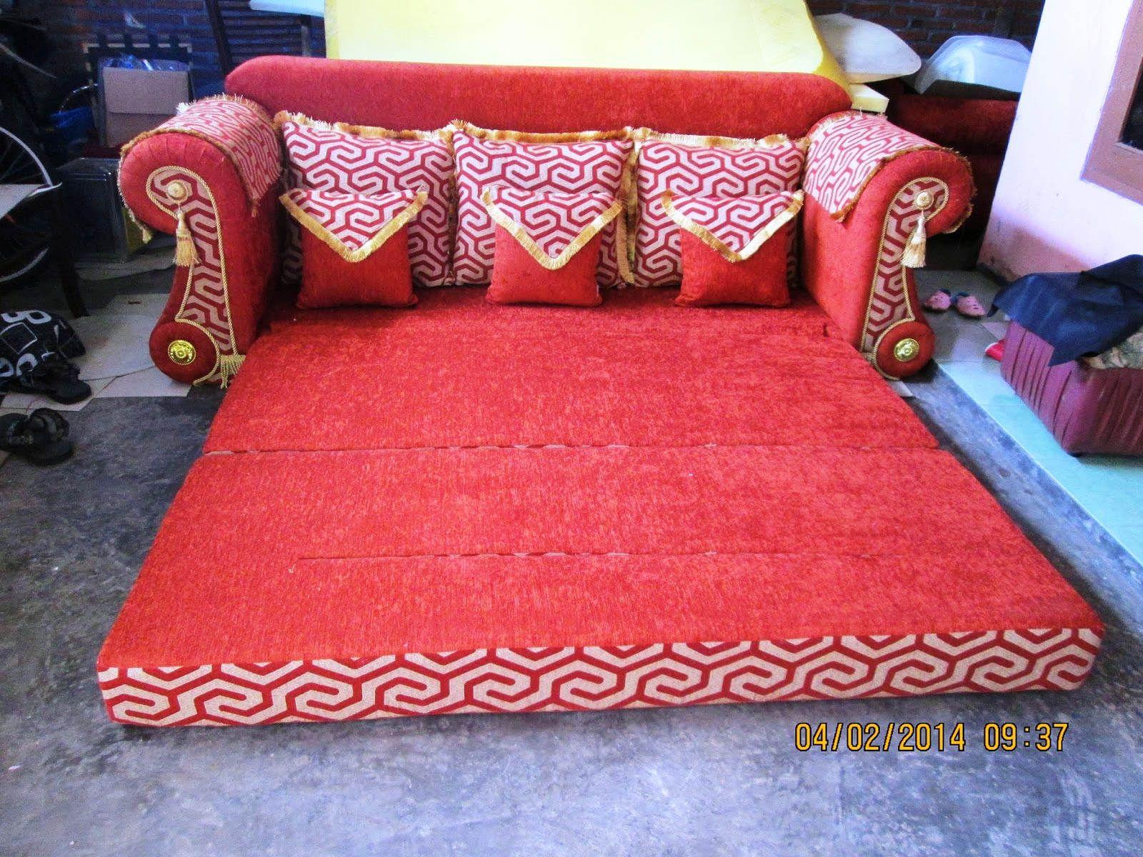Model Sofa Bed Minimalis Lazada Warna Merah Model Sofa Bed Modern