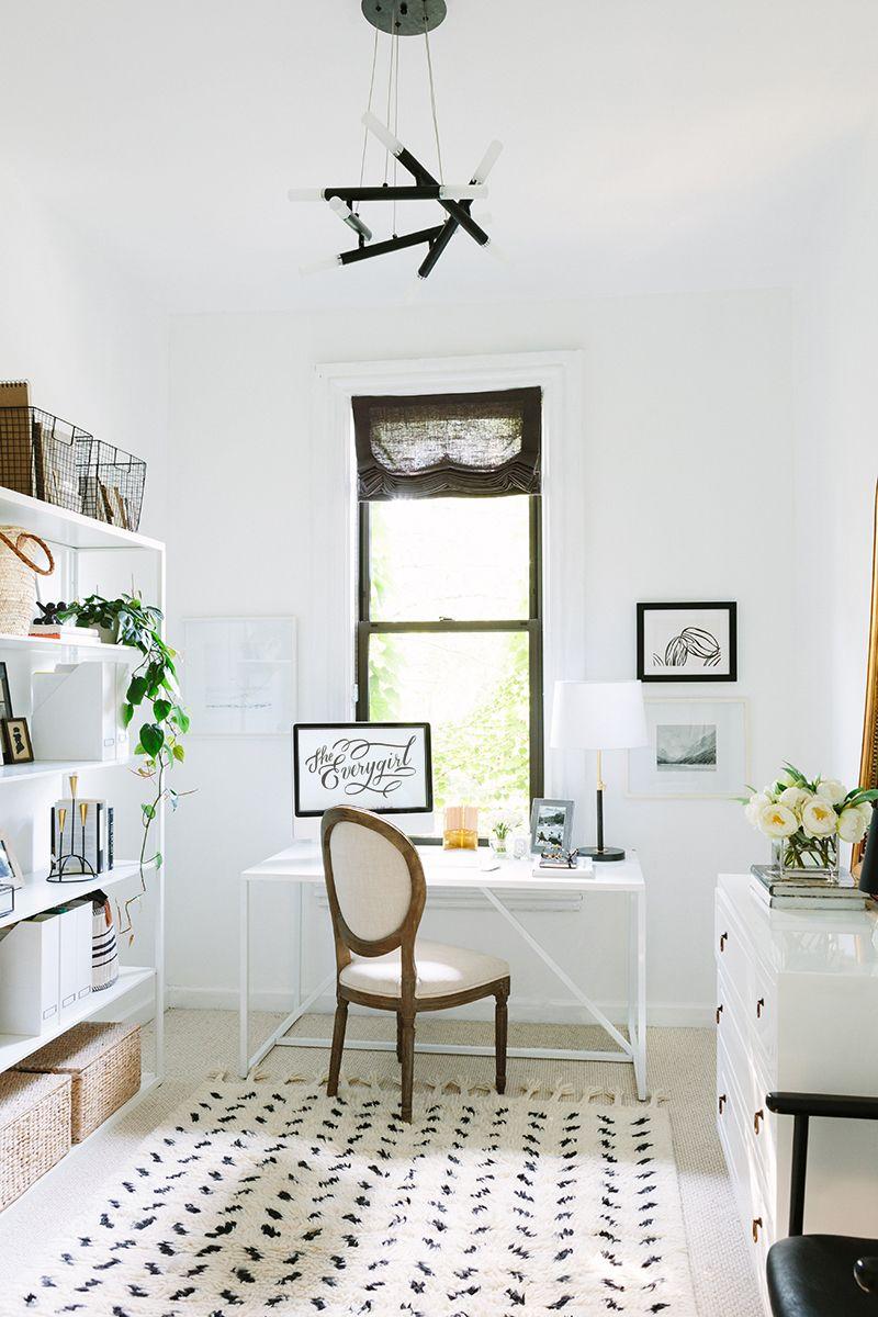 Un appartement parisien à Chicago | Déco Bureau | Deco bureau ...