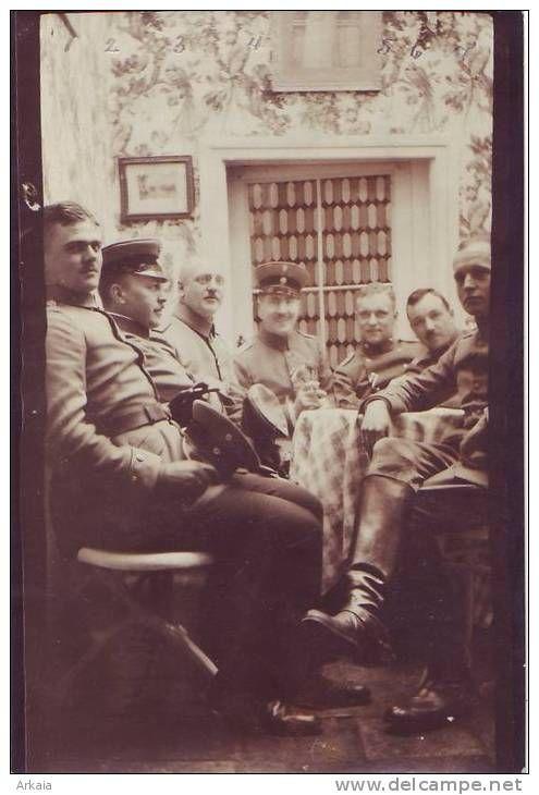 WWI, 1916 - Antwerp