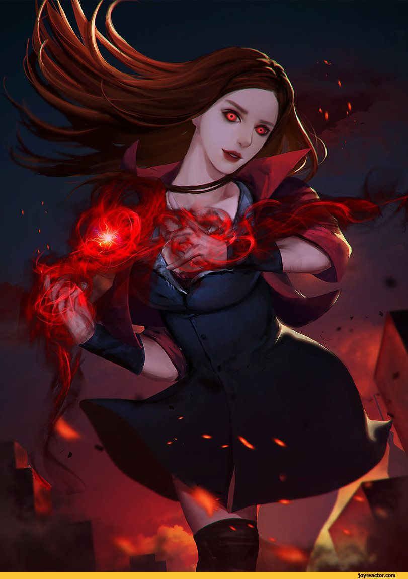 Scarlet Witch Comics Scarlet Witch Avengers Marvel