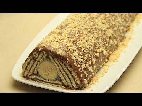 kalter hund schokolade rezept keks torte kuchen ohne backen youtube torte pinterest. Black Bedroom Furniture Sets. Home Design Ideas