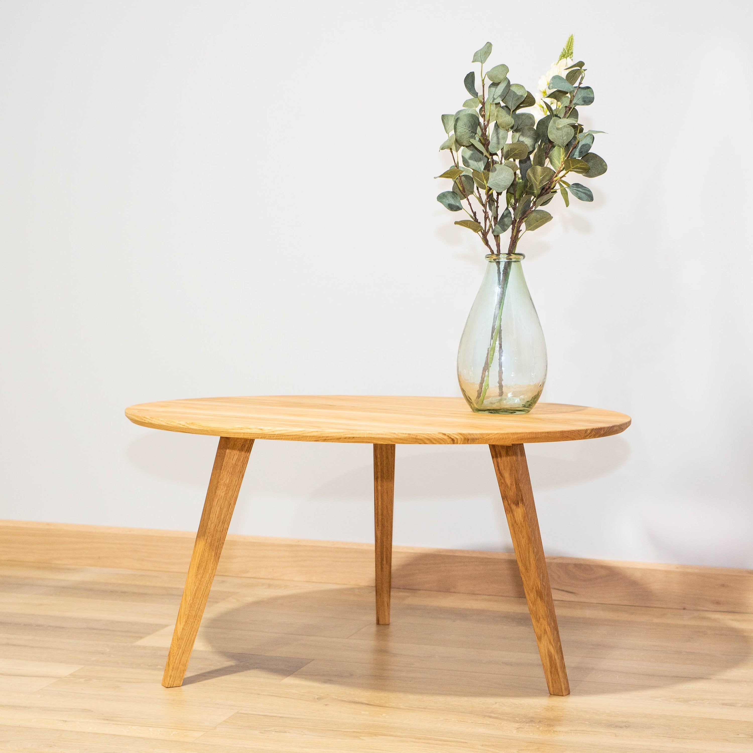 Round Oak Coffee Table Living Front Room Minimalist Etsy Coffee Table Oak Coffee Table Solid Oak Coffee Table [ 3000 x 3000 Pixel ]