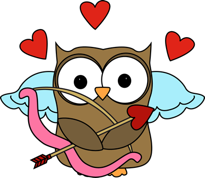 owl cupid clip art valentine s day clipart pinterest cupid rh pinterest com cupid clip art printable cupid clip art free