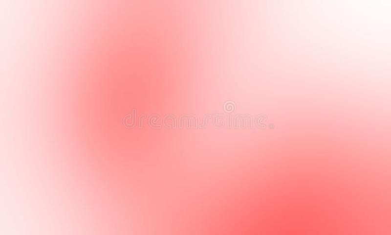 Red And White Pastel Color Shaded Blur Background Wallpaper Book