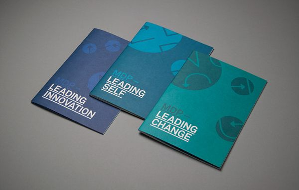 Zurich Insurance Training Manuals On Behance Brochure Design