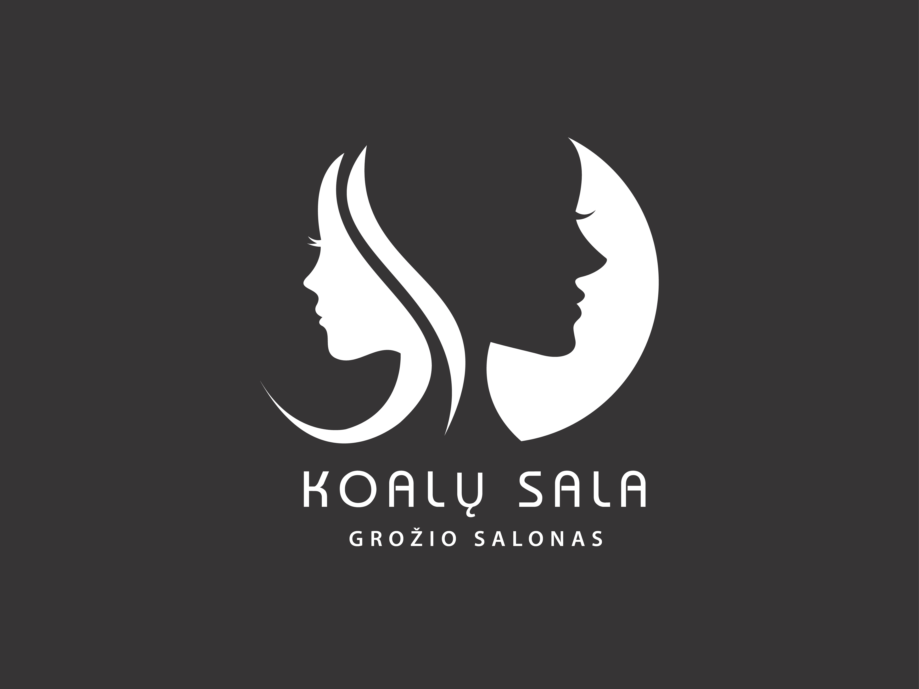 Logo redesign for beauty salon silhouettes pinterest salons logo redesign for beauty salon altavistaventures Gallery