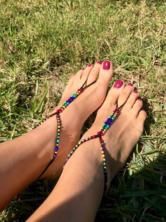 french lesbian feet slave