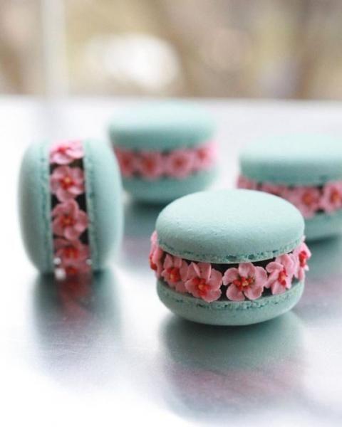 Macarons : 25 recettes insolites et originales pour s'inspirer #macaronrecette