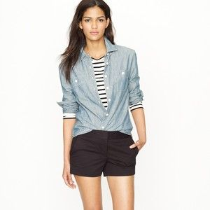 Stripes and Jean!