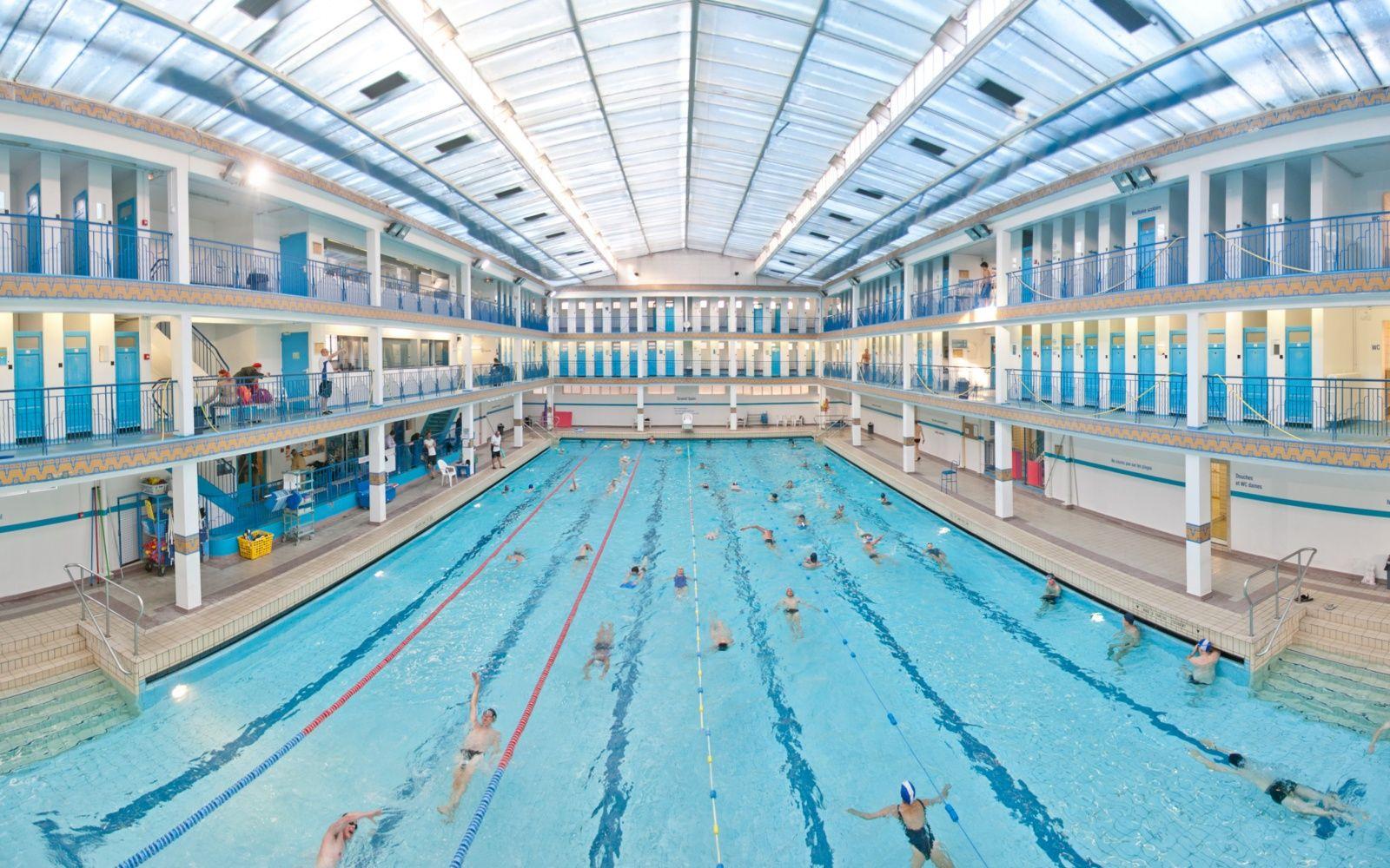Paris S Best Public Pools Paris Pool Pool Paris Nightlife