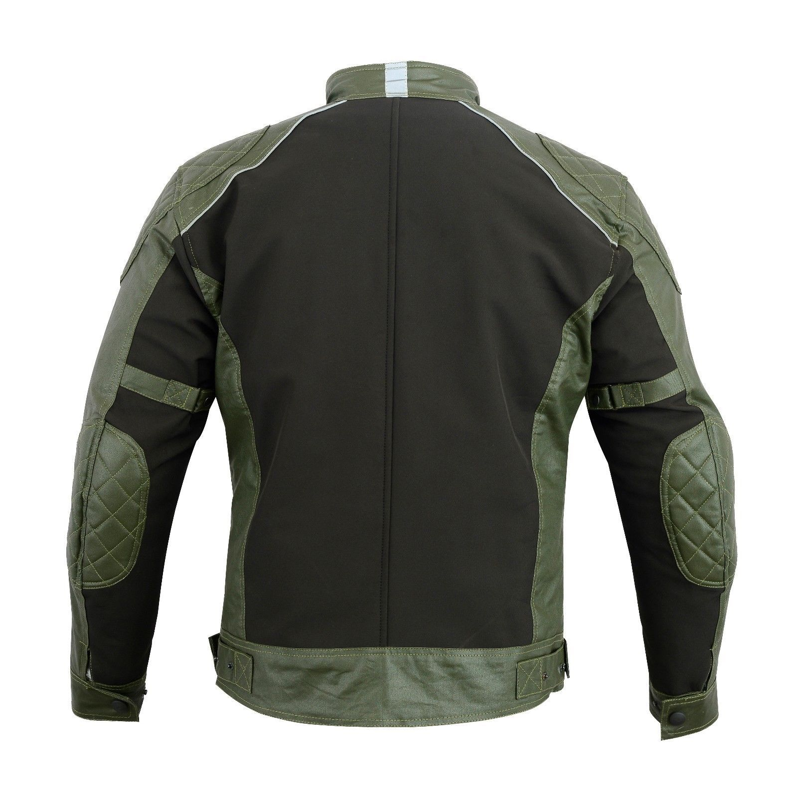 Motorbike Motorcycle Jacket Waterproof CE Armoured Racing