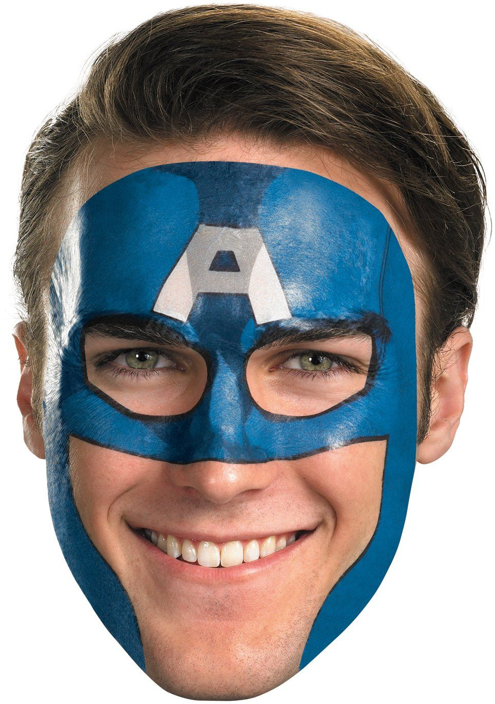 Face Painting? | Superhero Baby Shower | Pinterest | Face and Face ...